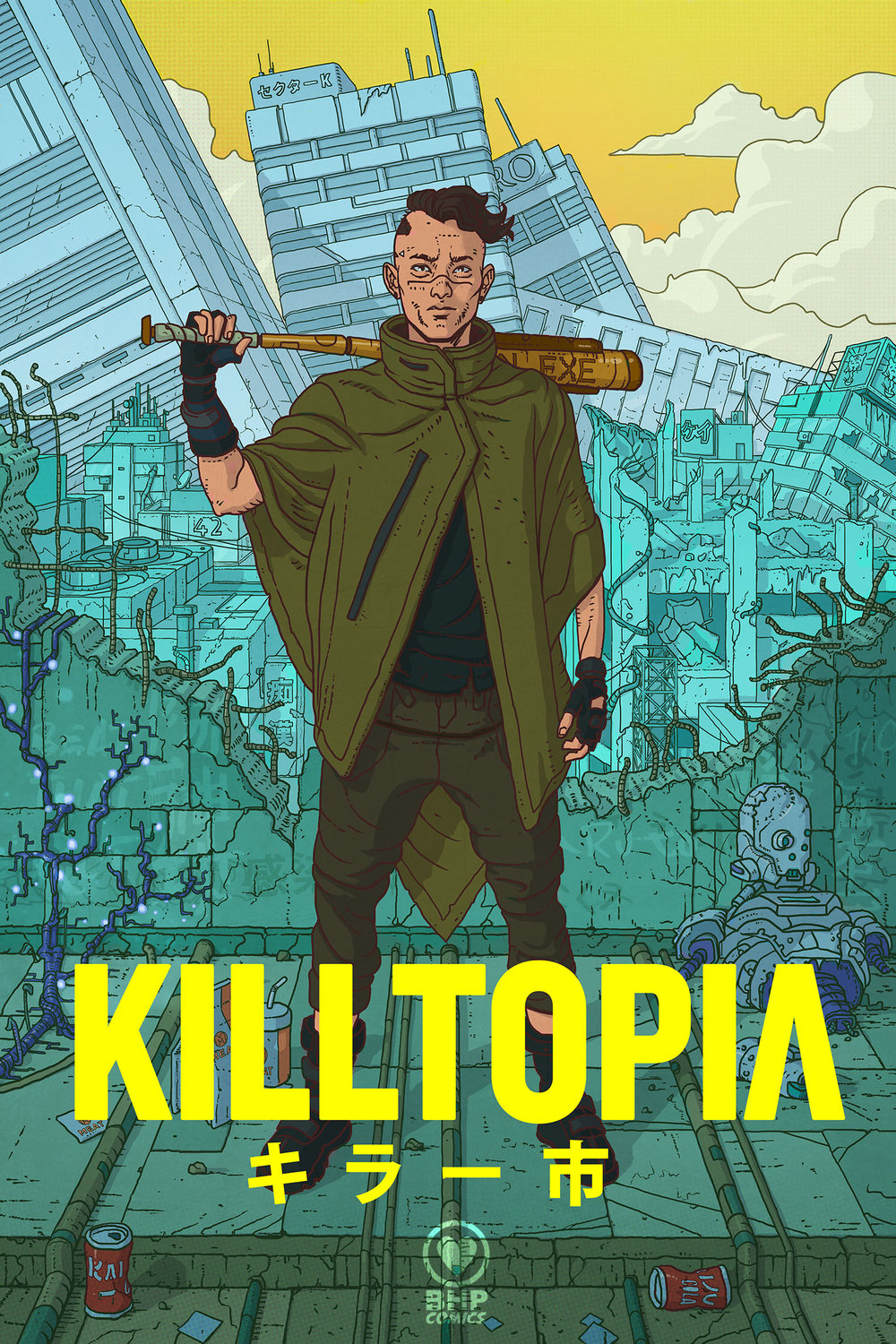 Killtopia by Dave Cook and Craig Paton