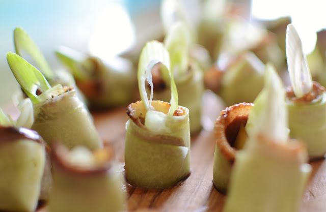 Canapes with spring onion.jpg