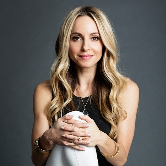 Gabrielle Bernstein - Motivational speaker and best-selling author of May Cause Miracles