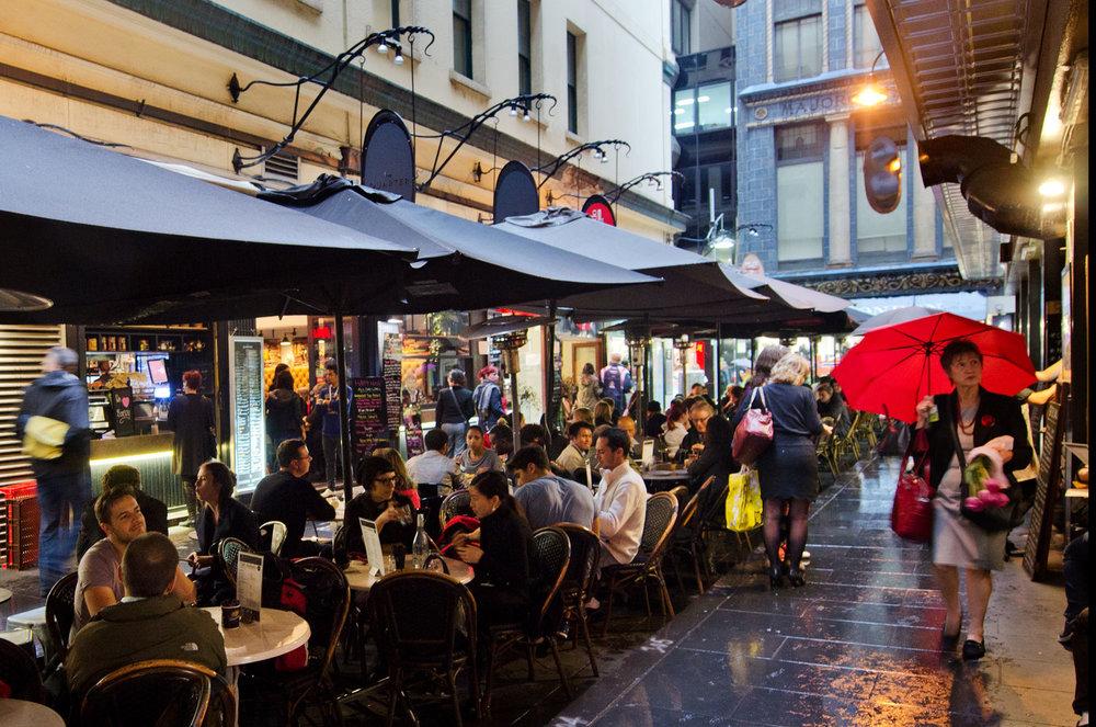 墨尔本咖啡厅 - Good Cafes in Melbourne