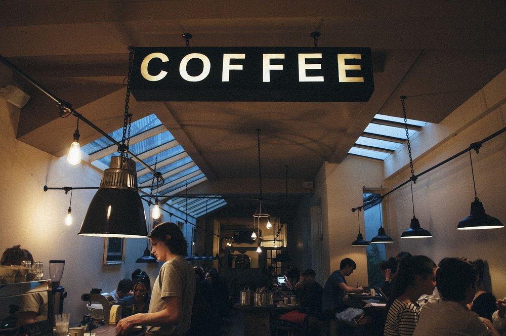 2017 咖啡馆流行趋势 -