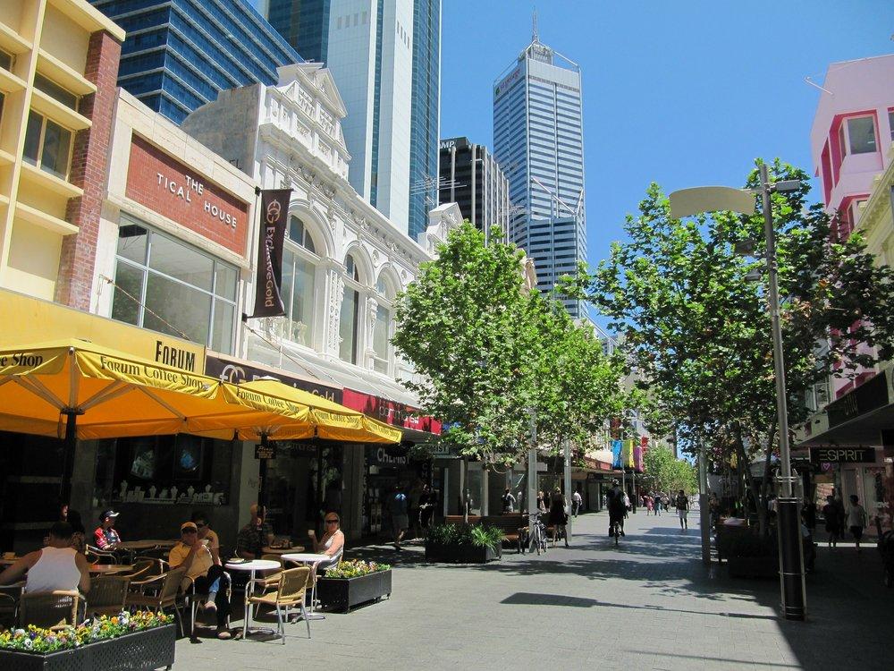 柏斯咖啡店 - Perth Good Cafe