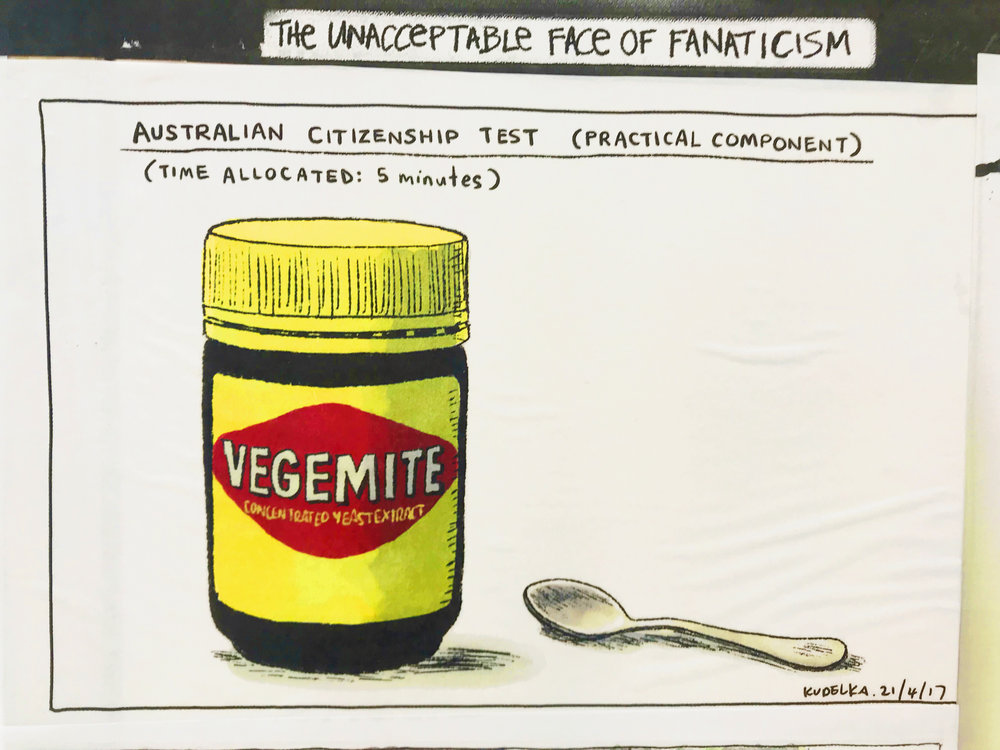 会不会吃VEGEMITE——检验澳洲人的重要标准