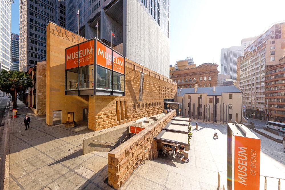 悉尼博物馆,图片来自博物馆官方网站。