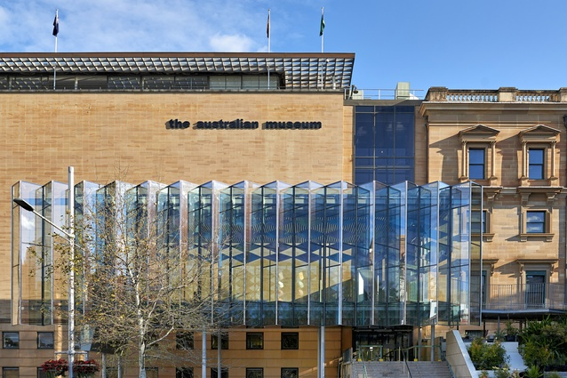 澳大利亚博物馆。图片来自博物馆官方网站。