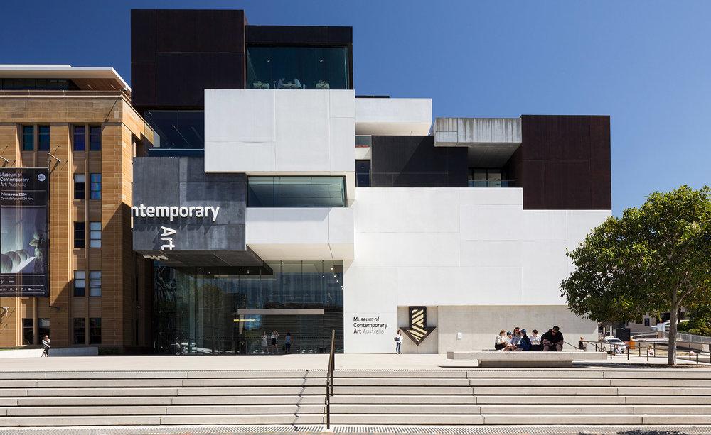 澳大利亚当代艺术馆。图片来自博物馆官方网站。