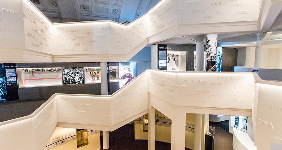 悉尼犹太博物馆,图片来自博物馆官方网站。