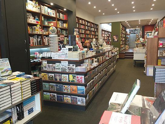 Avenue Bookstore。图片来自官网