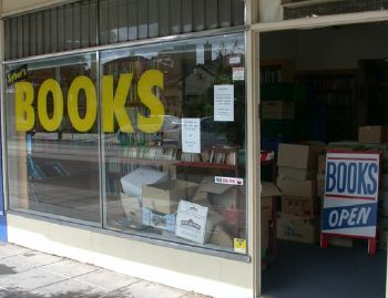 David's bookstore