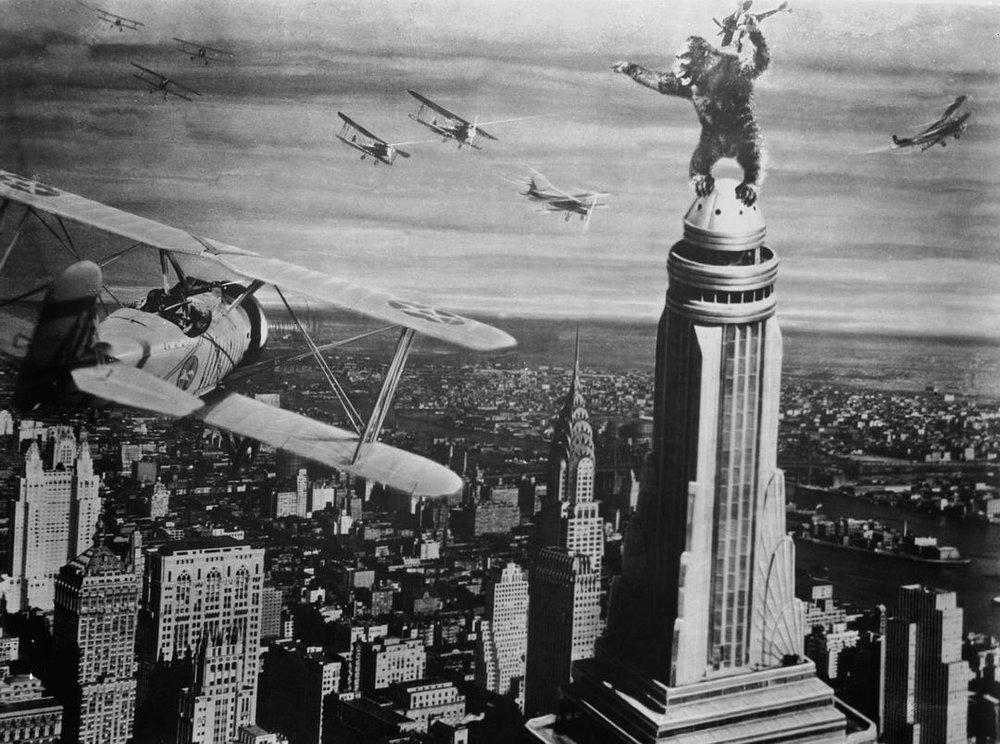 1933年影片《金刚》
