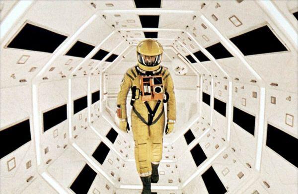 1968年影片《2001太空漫游》