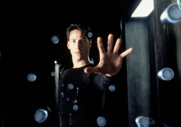 1999年影片《黑客帝国》