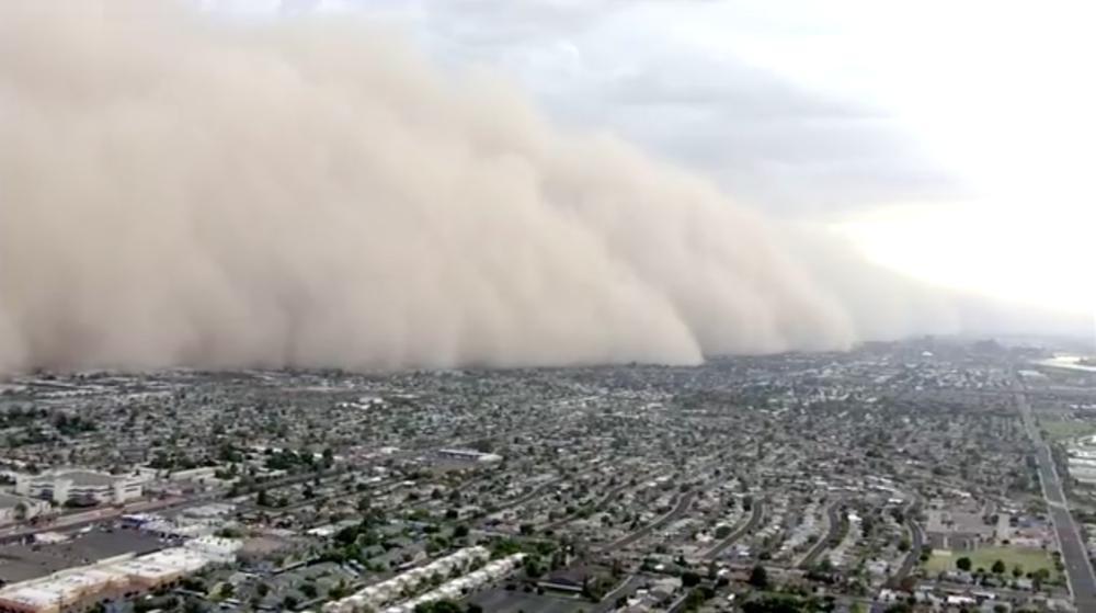 2009年新州沙尘暴视频截图