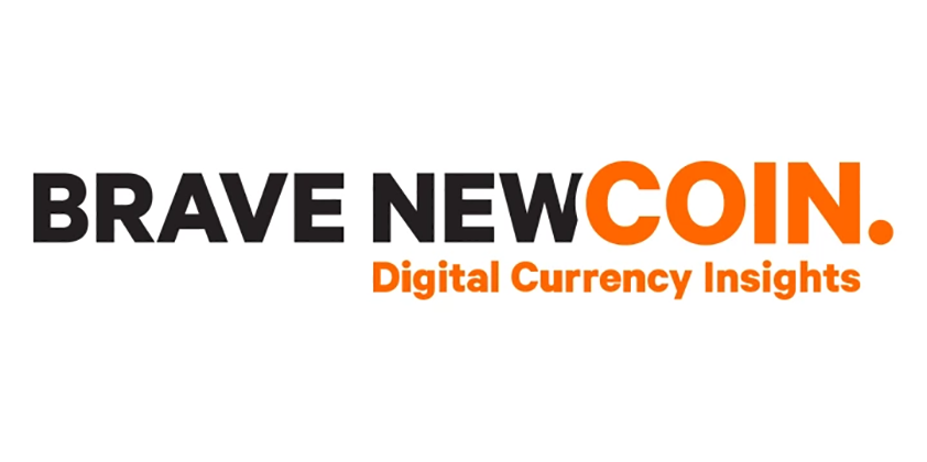 Brave new coin logo