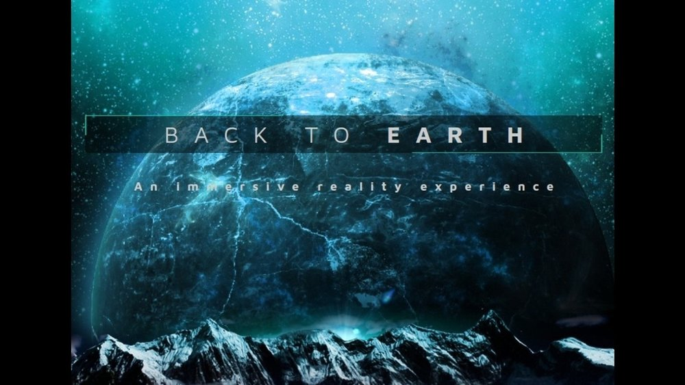 back to earth logo