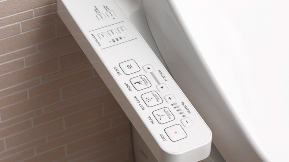 Toto EK Washlet remote