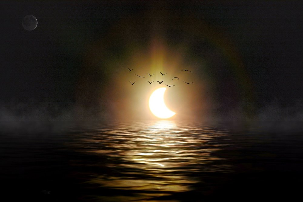 Magical, mystical, solar eclipses?