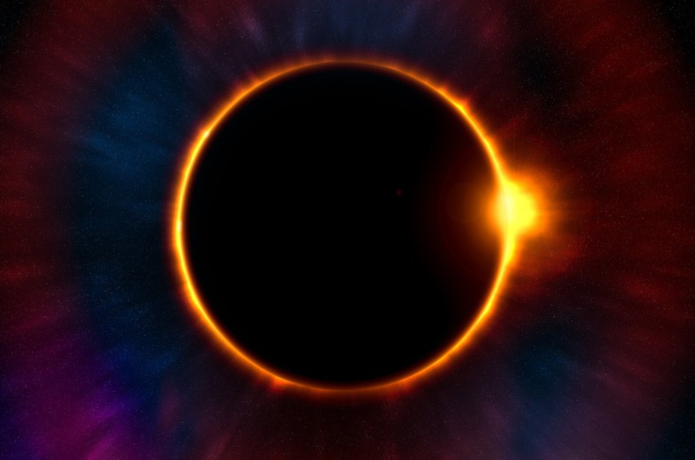 Eclipses join us together as a community!