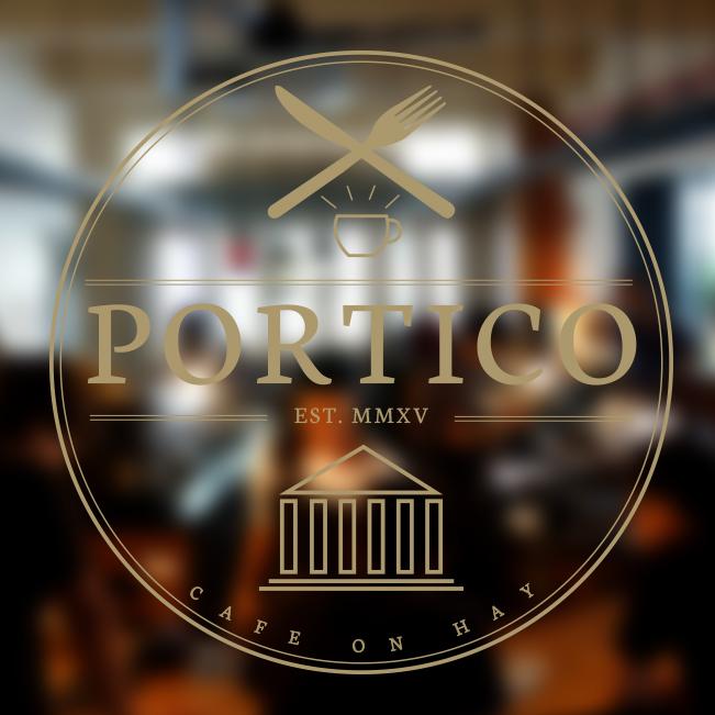 PORTICO / PERTH, AUSTRALIA