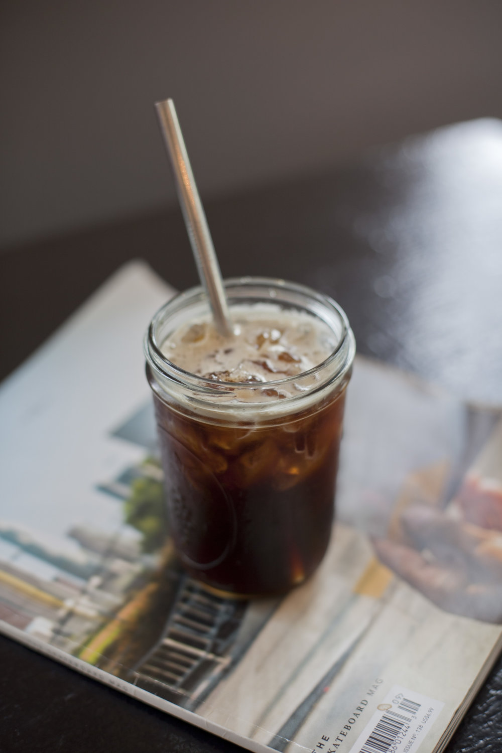 Iced Coffee (on tap)