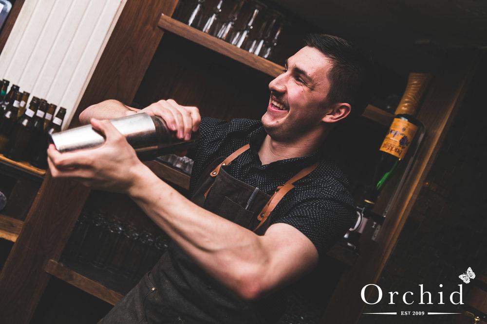 Daniel Elphinstone - Bartender