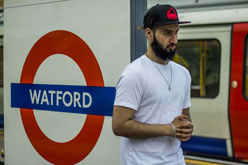 Mustafa Rak-Su - DJ, Dancer, Beatboxer