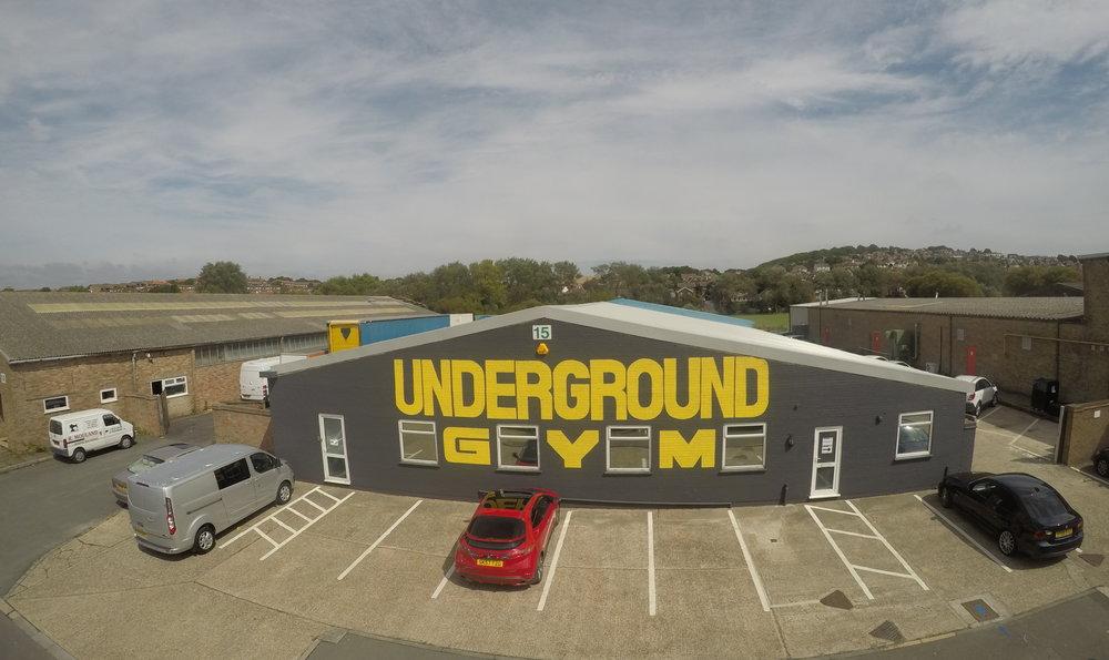 Underground Gym Hewhaven