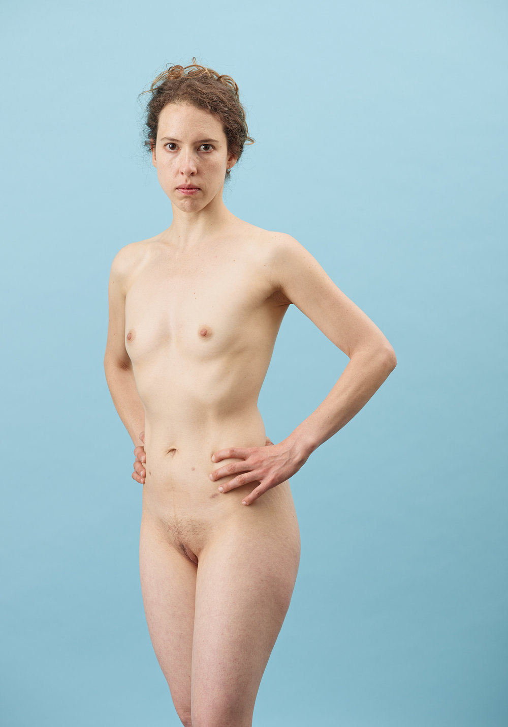 NAKED PORTRAIT 2014