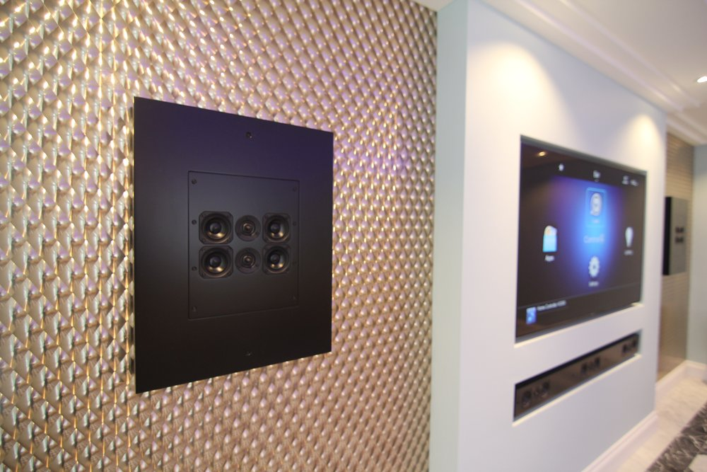 Picture Courtesy of  Bespoke Home Cinemas