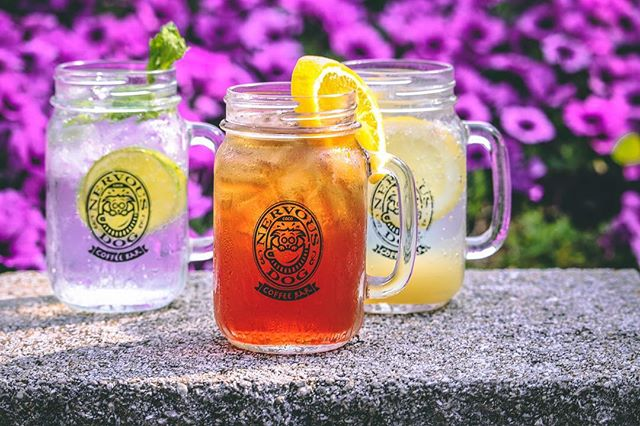 Summer draws to end so here at nervous dog this week will be the only time for the next YEAR that you will be able to quench that thirst that only summer cocktails can satisfy! Swing on by any of our locations, and buy 3,000,000 of 'em!