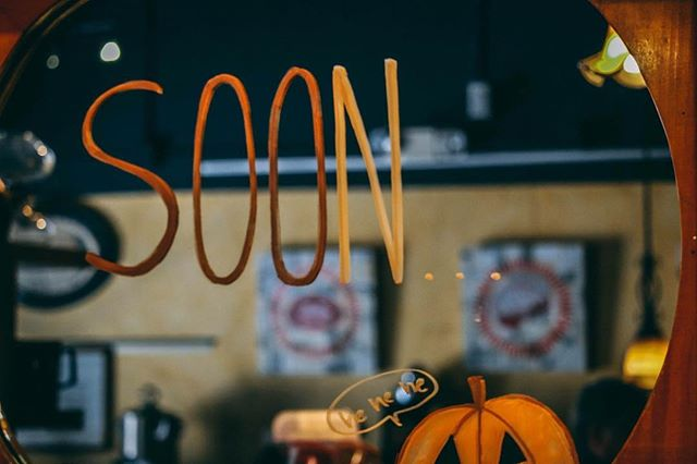 As if the weather wasn't letting you know, Fall is right around the corner. Fall Drinks are around the same corner!  Next Monday, 9/17, will be the launch of Fall drinks at all Nervous Dog locations. Pumpkins and spices anyone?