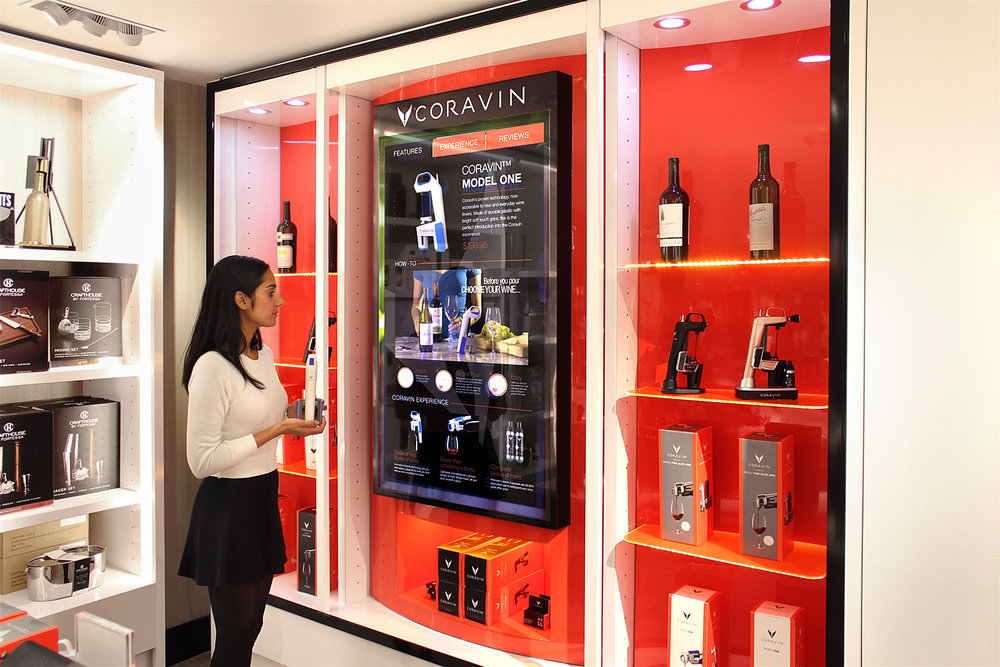 Coravin interactive retail display engage.jpg