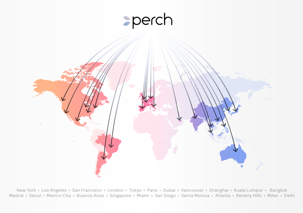 PERCH Deployed globally.png