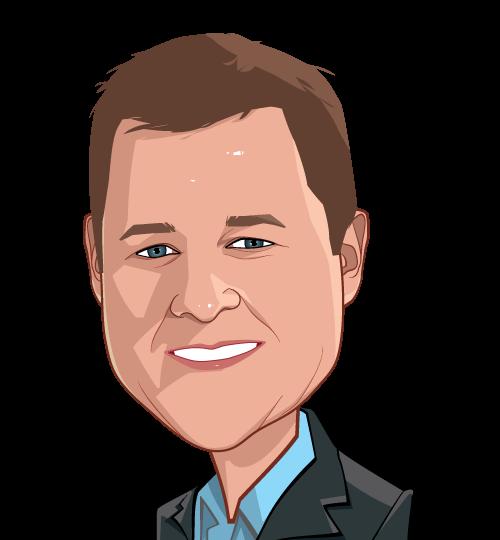 Joe Jensen VP General Manager of Retail Solutions Division, Intel