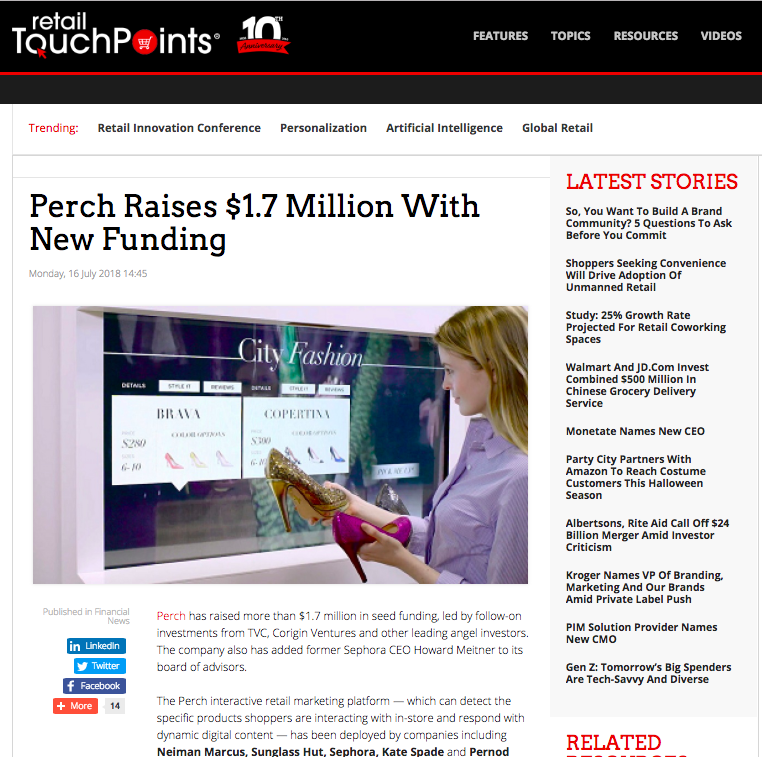 Retail Touchpoints Perch Retail Tech Raises Funding.png