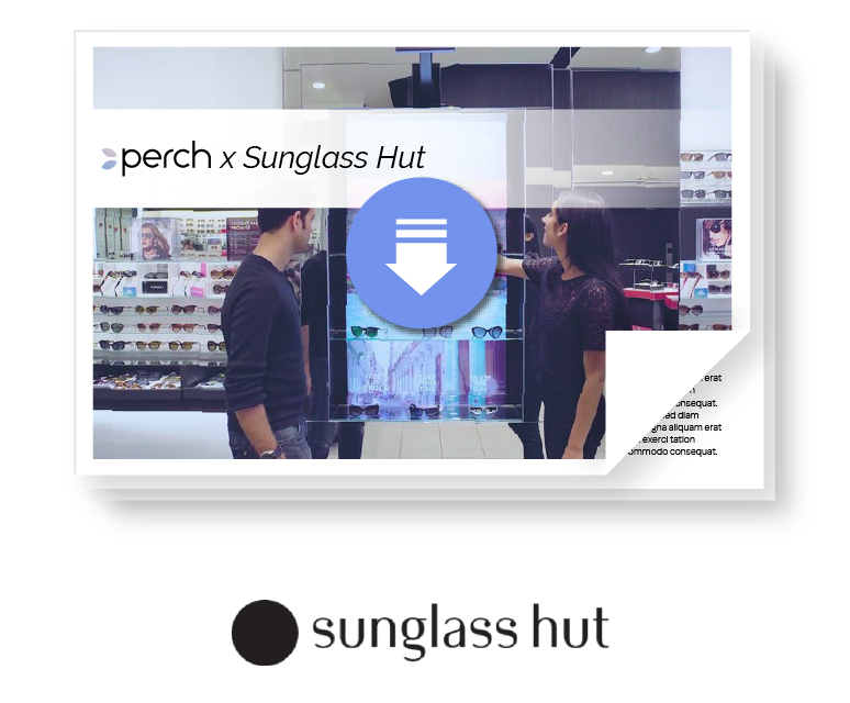 See how Sunglass Hut drives in-store engagement by bringing every pair of sunglasses to life.