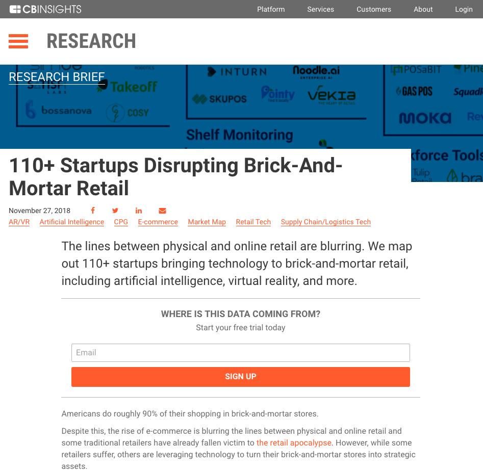 Perch_Disrupting Brick and Mortar Retail