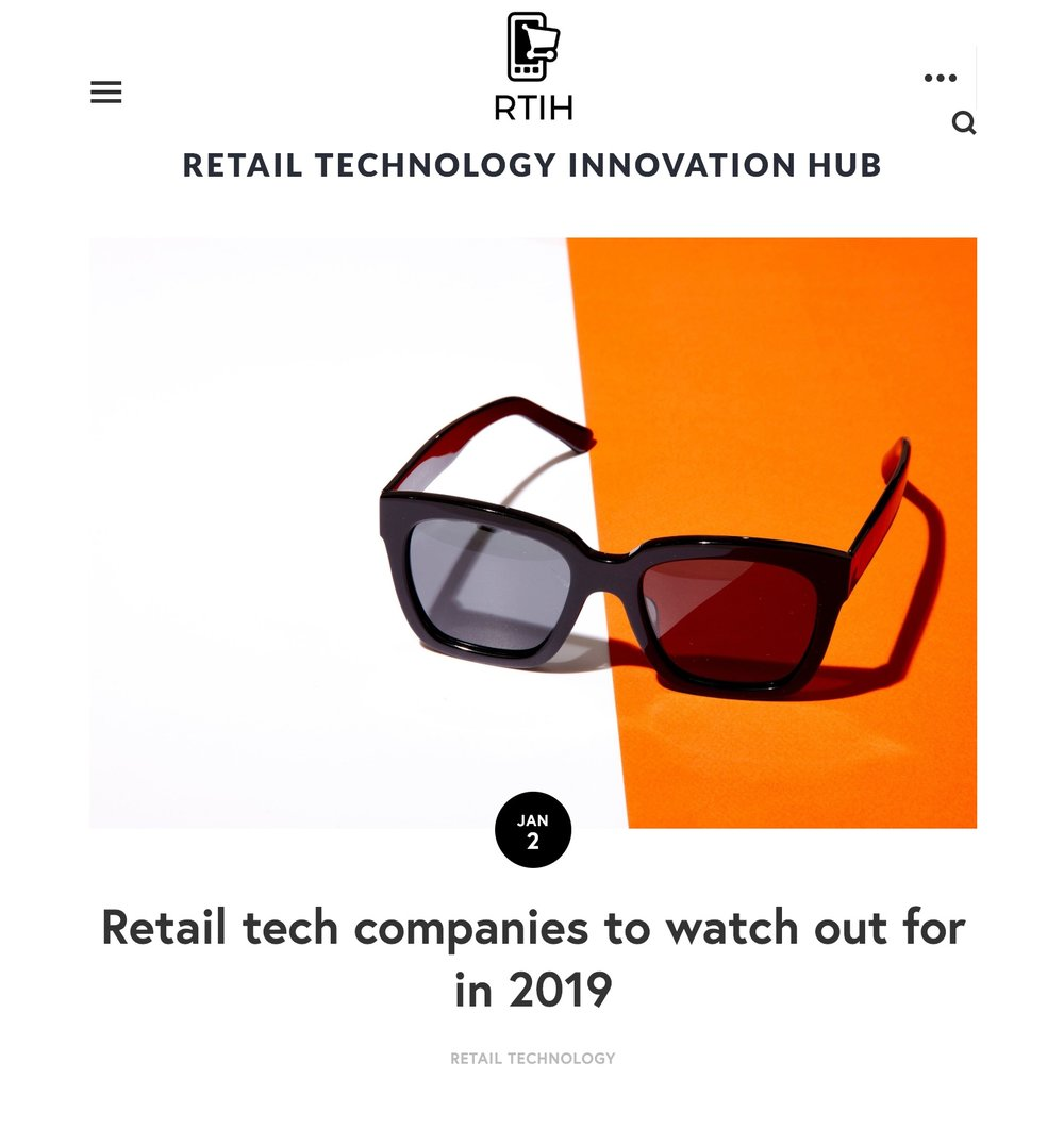 "As 2018 comes to a close, so does the ""retail apocalypse""., making way for 2019 and the year of ""retail reinvention"". This ""retail reinvention"" is being led by brands like  Lenovo ,  Neiman Marcus , and  Kate Spade  leveraging teams and companies that specialize in physical+digital integrations.  PERCH is honored to be considered one of the top 5 companies to watch out for in 2019, and a driving force in the reinvention of retail.   Read the full article here."