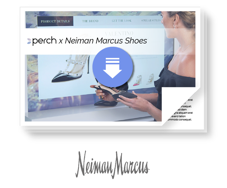 Find our how Neiman Marcus drove sales lift across shoes, handbags, denim and gifts. -