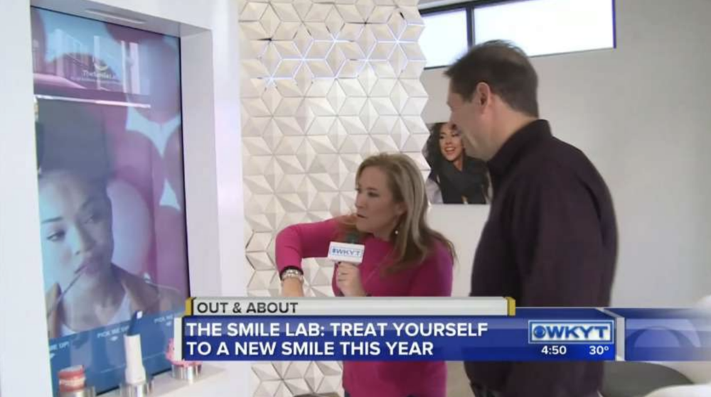 Exact Smiles: The Smile Lab - At several locations of The Smile Lab, customers can explore dental options in a fun, modern environment.