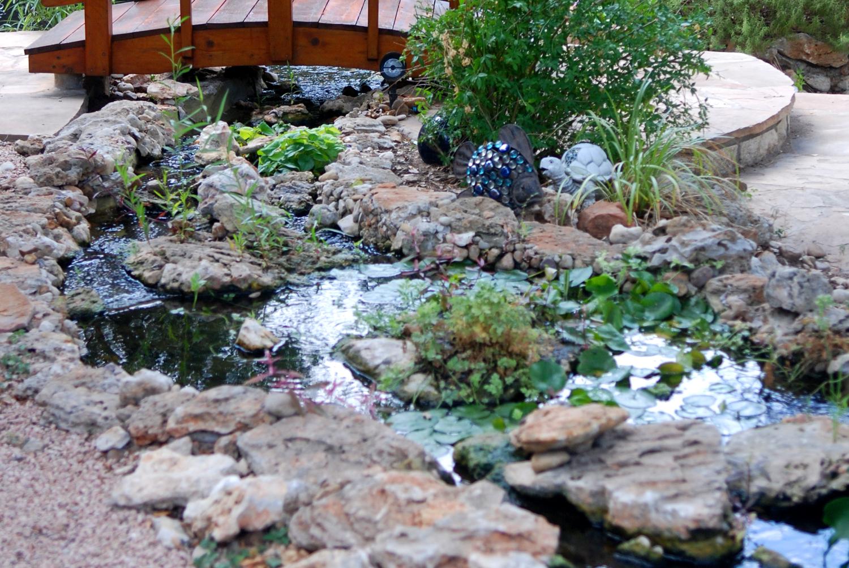 backyard oasis u2014 taylormade waterscapes