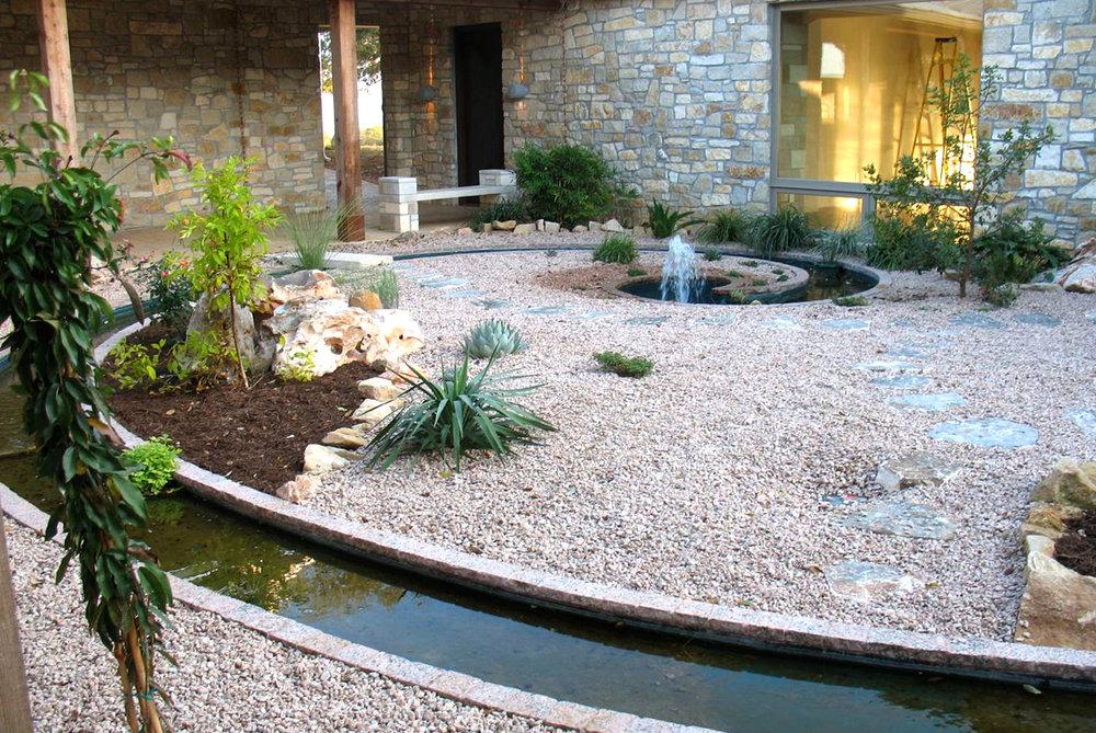 Modern Zen Garden 2