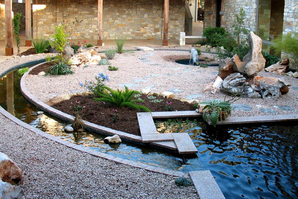 Modern Zen Garden 3