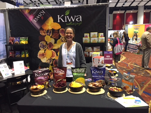 Kiwa sales manager Maria Jose Guillen.