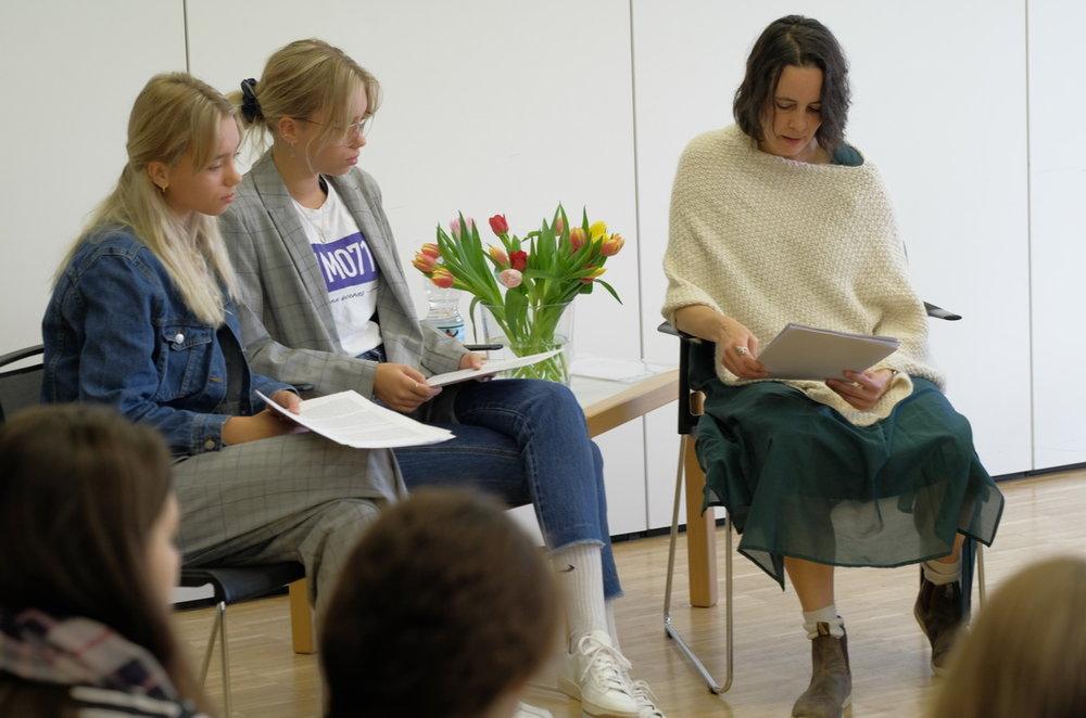 Daniela Aldinger gibt Einblicke in die Zeit, in der sie ihre Tochter Maja pflegte.