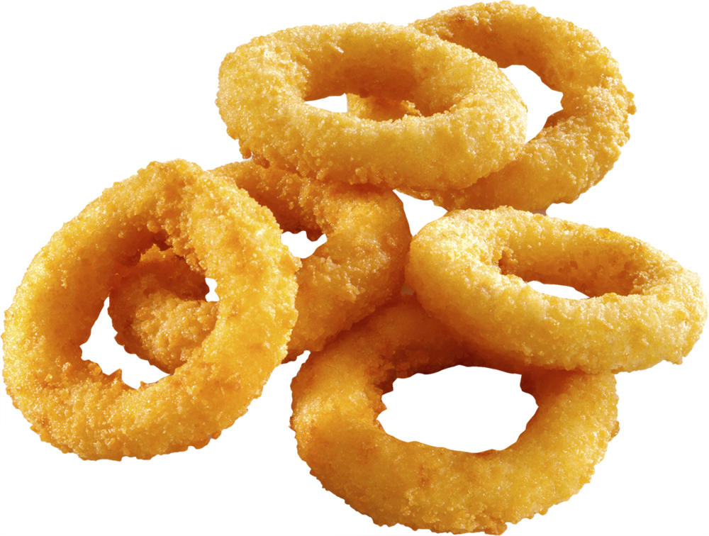 Onion rings - Frittierte Zwiebelringe7.50