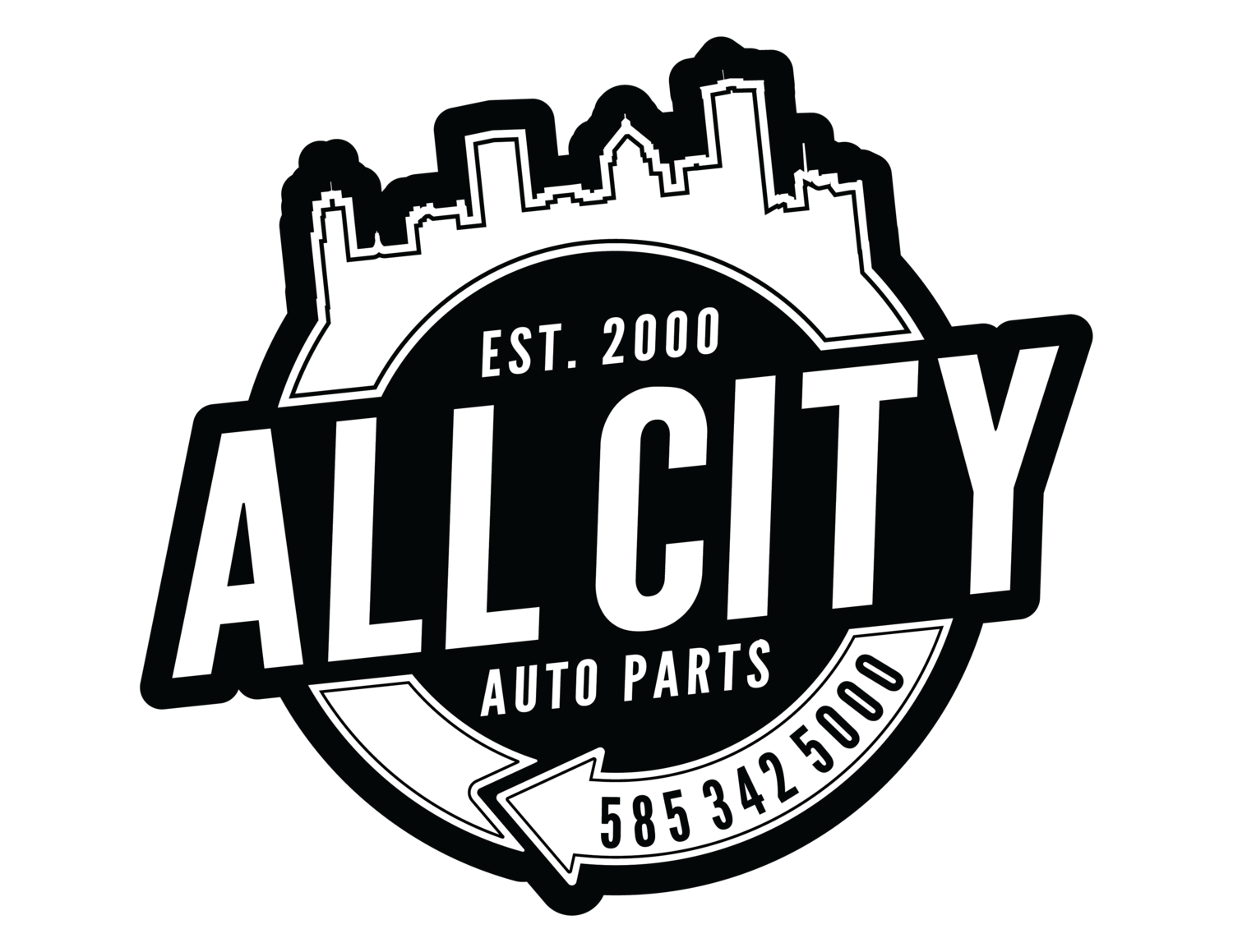 Salvage Yard & Auto Repairs Rochester, NY | All City Auto