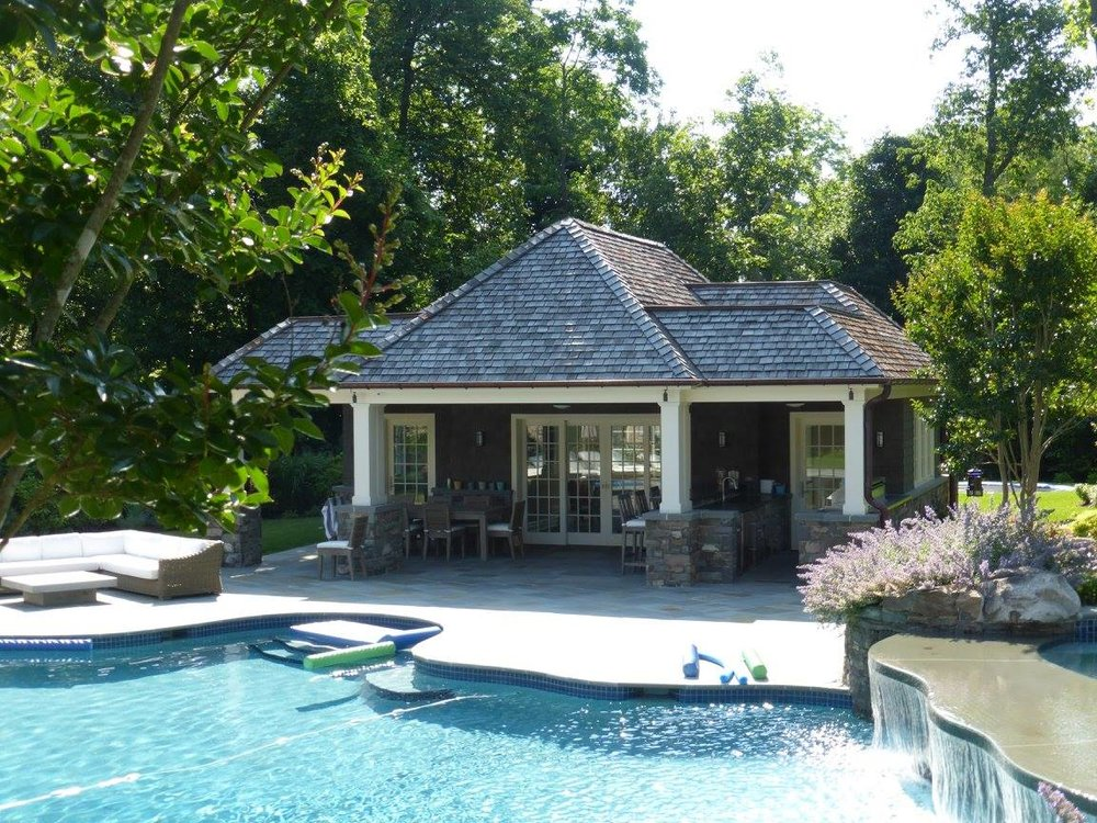Short Hills Pool House