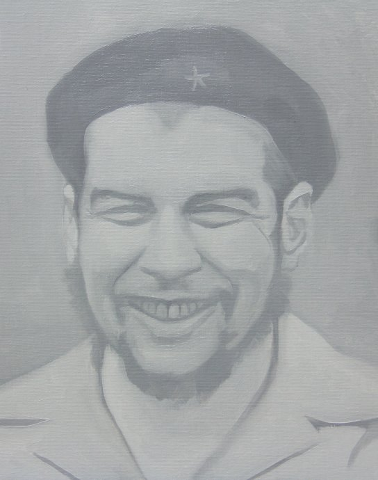 Che,2012,24cm x 30cm, Oil on canvas.jpg