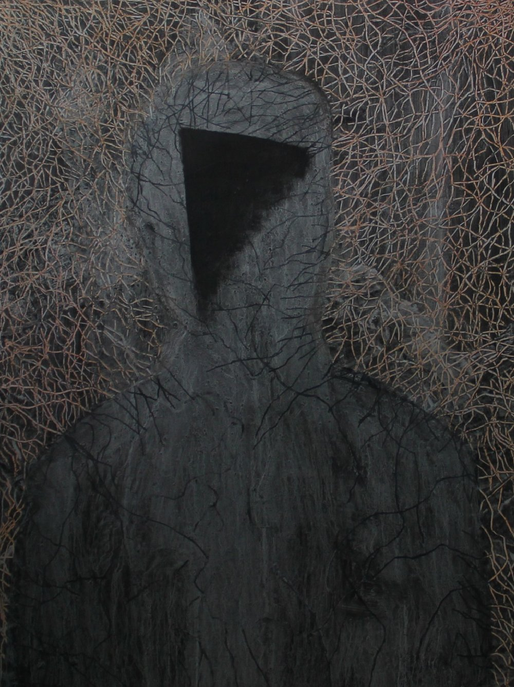 Overspread ,2011 , 60cm  x 80cm, Oil on canvas.jpg